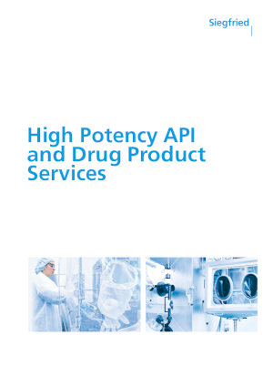 High Potency API and Drug Product Services (EN)