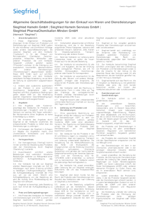 AGB Einkauf Hameln, Minden (DE)