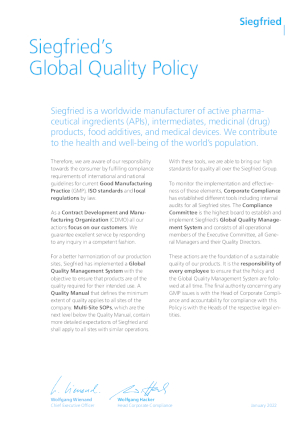 Global Quality Policy (EN)