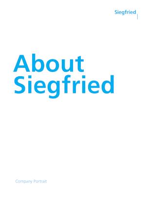 About Siegfried (EN)